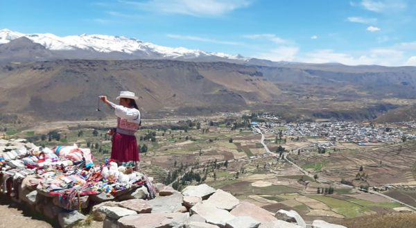 Puno – Colca cayon – Arequipa (2d/1n) / Collective service