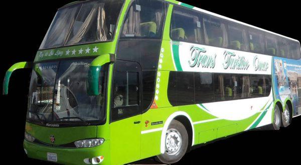 Bus: Uyuni La Paz – Copacabana – Puno