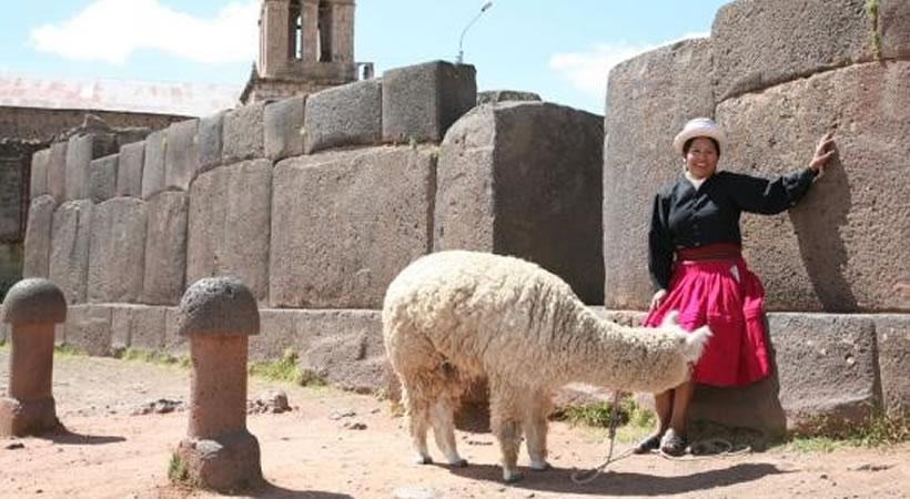 """Chucuito – """"Temple of fertility"""" (Half day) / Private service"""