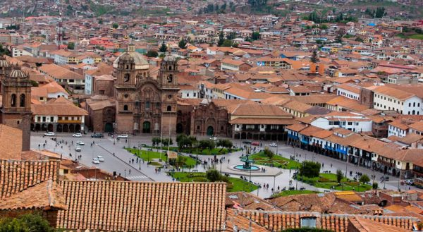 Cusco: City tour – Qoricancha, Cathedral, Sacsayhuaman, Pucapucara, Qenqo / Collective service