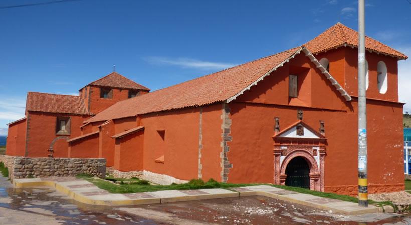 Puno: Juli (4 churches) small Rome of America (Full day) / Private service