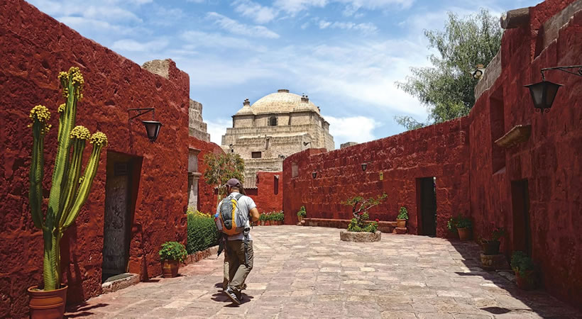 City tours: Miradores + Monastery of Santa Catalina / Private service